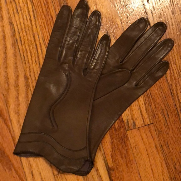 Leather gloves dating